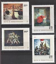 1981 Albania. Albanian  Stamps. National Galery. MNH.