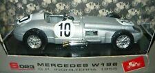 Brumm s023, Mercedes W 196,  GP Inghilterra 1955, #10, Fangio, lim.,1/43,NEU&OVP