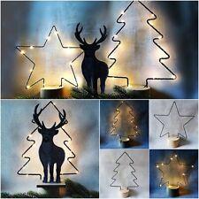 Deko Weihnachts stern Baum Weihnachten Beleuchtung Stern beleuchtet Fenster deko
