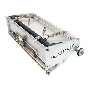 "Platinum Drywall Tools 12"" Drywall Flat Finishing Box"