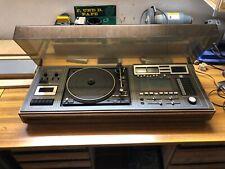 Kompakt-Stereoanlage, Tischgerät, retro 70er Jahre, funktionstüchtig inkl. Boxen