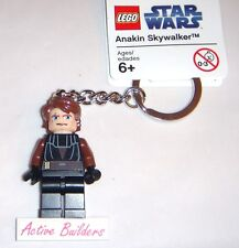 Lego Star Wars Key Chain Anakin Skywalker Minifig Clone Wars