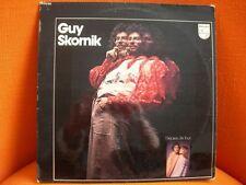 VINYL 33T – GUY SKORNIK : HISTOIRES DE FOUS – FRENCH PSYCH POPERA COSMIC – 1973