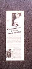 L781- Advertising Pubblicità - 1957 - WILLIAMS LECTRIC SHAVE