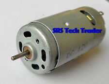 RS-390 HIGH TORQUE 12V DC MOTOR