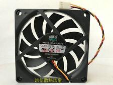 1 PCS COOLER MASTER Fan A8010-18RA-3DN-F1 DC 5V 0.25A 8CM 8010 3 Pin