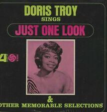 "DORIS TROY~JUST ONE LOOK~""VG/VG""~""MONO""~U.S.1st Press 1962 ATL-8088~LP!!!"