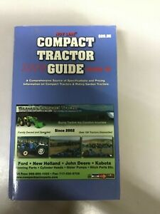Hot Line , Blue Book Compact Tractor Guide , 2009 Edition