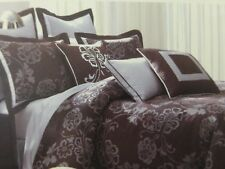 Charisma Preston Queen Bedskirt Bed Skirt $165 Nip