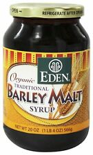 Eden Foods - Organic Traditional Barley Malt Syrup - 20 oz.