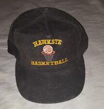 IOWA HAWKEYE Cap Snapback Hawkeye Basketball Corduroy Hat