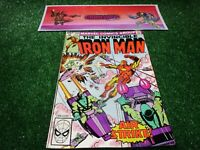 vtg invincible Iron Man 140 Marvel Comic book 1st print hi res pics