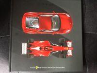 Genuine Ferrari F430 Hardback Brochure