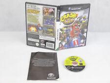 Nintendo GameCube Crash Nitro Kart No Manual PAL