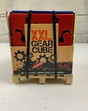 RecentToys XXL Gear Cube Brain Teaser Puzzle New