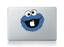 "Sesame Street Cookie Monster Sticker For Apple Macbook Air/Pro 13""/15"" Laptop"