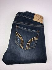 NWT Hollister Skinny Destroyed Jeans 5R 27x32