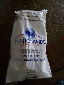 CPAP Nationwide Medical Inc 6' CPAP Tube,