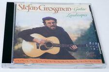 Stefan Grossman = Guitar Landscapes (Shanachie) CD Promo