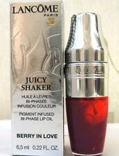 Lancome Juicy Shaker Pigment Infused Bi-Phase Lip Oil - Berry In Love 283 BNIB
