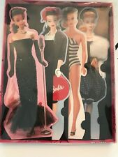 """7 Vintage Glamour Dream Collection 11"""" BARBIE Doll Greeting Cards"""