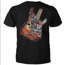 "NEW!! ""Rock & Roll Legends"" XL Black Men's T-Shirt"