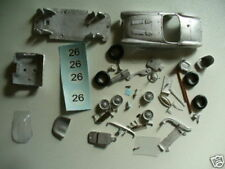 Austin Healey 100S Le Mans 1955  1/43rd scale white metal kit by K & R Replicas
