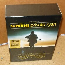 Saving Private Ryan The World War Ii Collection (Dvd, 2004, 4-Disc Set) Sealed