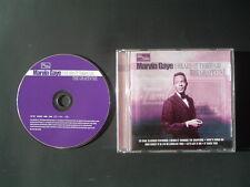 MARVIN GAYE. I HEARD IT THROUGH THE GRAPEVINE NEAR MINT 20 TRKS CD. TM/SPECTRUM.