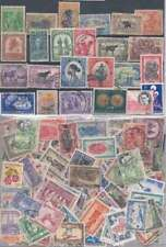 Belgian Congo Pre-Independence Stamp Collection - 200 Different Stamps