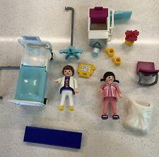 Playmobil 3980 Pediatrician Clinic ER Doctor Patient Hospital 1992