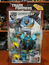 TRANSFORMERS GENERATIONS IDW DELUXE CLASS NIGHTBEAT  THRILLING 30 2014