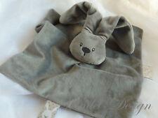 Schmusetuch Kuscheltuch Hase für Mädchen Jungen mit Namen bestickt