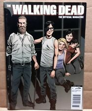 The Walking Dead Official Magazine #15 Winter 2016 Comic Store Exclusive