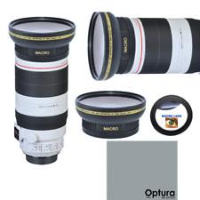 HD3 WIDE FISHEYE LENS + MACRO LENS FOR Canon EF 100-400mm f/4.5-5.6L IS II USM