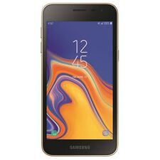 SAMSUNG GALAXY J2 SHINE ATT GOLD COLOR AT&T GO PHONE WITH HEADSET (BRAND NEW)