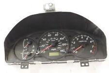 2002 Mazda Protege sedan 5 speed oem speedometer instrument cluster 268K 03 02