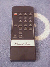 Vintage SEARS Channel Touch TV Audio Video Remote Control