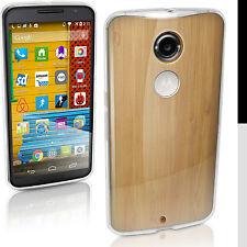 Trasparent Gel TPU Custodia per Motorola Moto X 2 Gen XT1092 Case Cover Pelicola