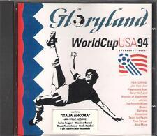 """ENRICO RUGGERI  MASSIMO RANIERI  DIEGO ABATANTUONO - CD """" GLORYLAND USA 94 """""""