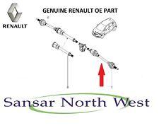 Renault Captur - New Genuine Passenger N/S Left Driveshaft 1.5 DCI 391000367R