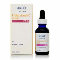 Obagi Professional Vitamin C 20 % Serum 1 fl oz / 30 ml NEW & SEALED