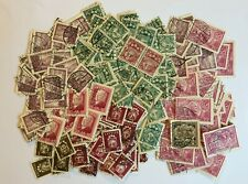 Latvia Lettland Latvija 200 Used Stamps - Years 1920-1940