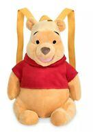 Disney Winnie The Pooh Plush Backpack New