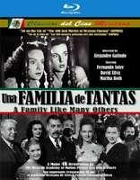 Una Familia De Tantas (A Family Like Many Others) [Blu-ray], Very Good Disc, Mar