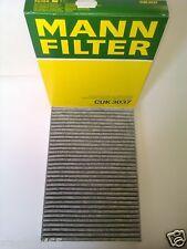 AUDI A4/ALLROAD CABIN/POLLEN/AIR FILTER/ACTIVE CARBON MANN CUK3037 4B0819439C