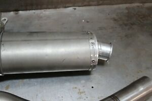 Exhaust Muffler Silencer Pipe RS-3 YOSHIMURA BOLT-ON TITANIUM
