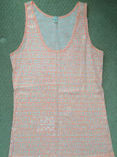 J.Crew Size XXS Women's Sequin Tank Top