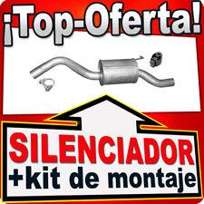 Silenciador trasero FORD TOURNEO TRANSIT CONNECT 1.8 116HP Escape ALJ