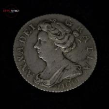 More details for anne silver sixpence, 1703. vigo